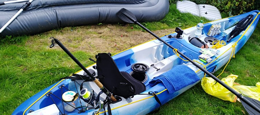 Angelkajak oder Belly Boat kaufen?